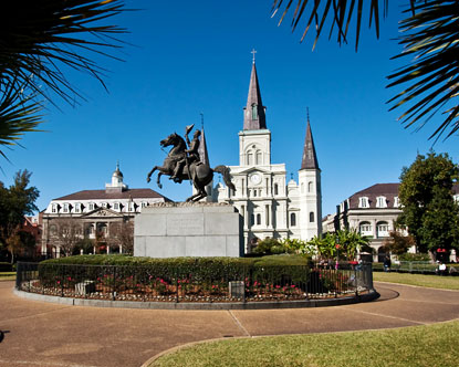 Vacations to New Orleans