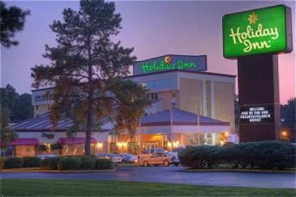 Holiday Inn Shreveport Airport Financial Plaza