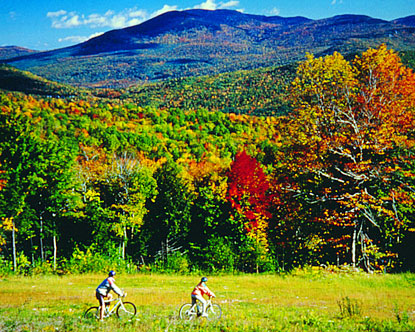 Maine Biking
