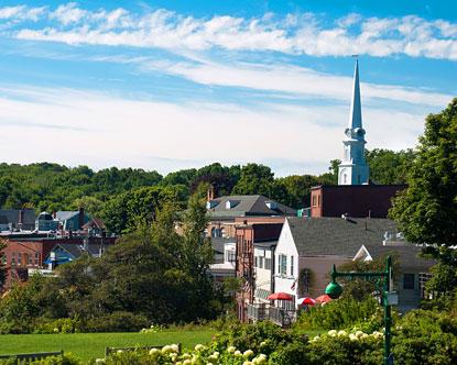Camden Maine Resorts Hotels