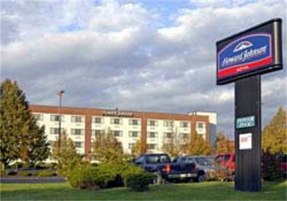Howard Johnson Hotel Portland South