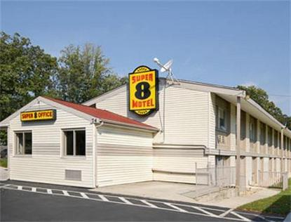 Super 8 Motel   Annapolis