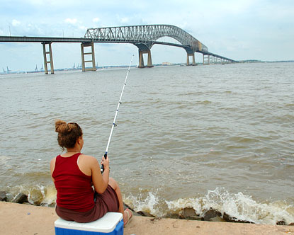 maryland suspends revokes commercial recreational fishing