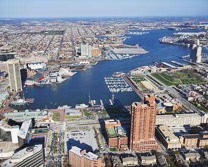 Baltimore Tours - Baltimore Harbor Tours