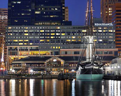 Baltimore Waterfront Hotels