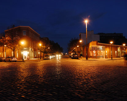 Fells Point Maryland