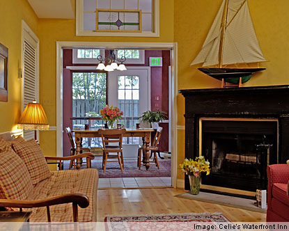 Maryland Bed And Breakfasts Ocean City B Amp Bs