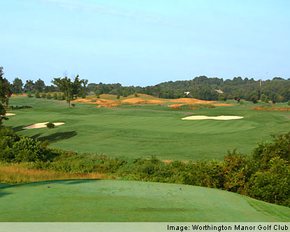 Maryland Golf Courses