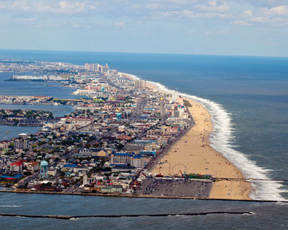 Ocean City Beaches