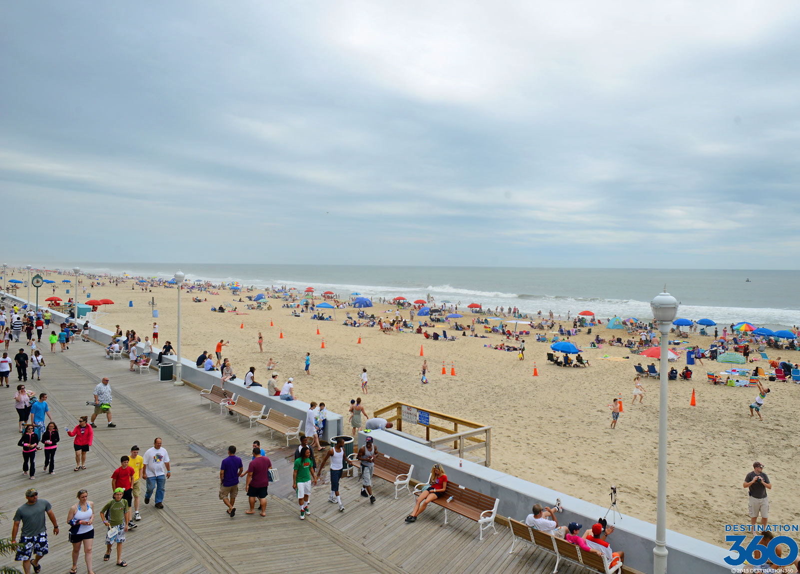 Hotels In Ocean City Md >> Ocean City Maryland Boardwalk - Ocean City Boardwalk Attractions