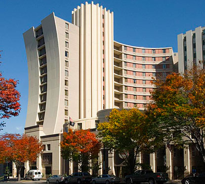 Silver Spring Hotels