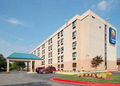 Best Western Hotel In Oxon Hill Maryland
