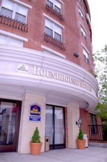 Best Western Roundhouse Suites