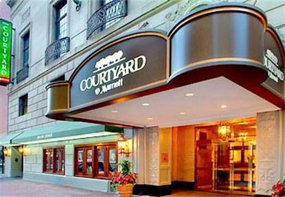 Courtyard By Marriott Boston Downtown/Tremont