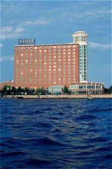 Harborside Hyatt Conference Center And Hotel