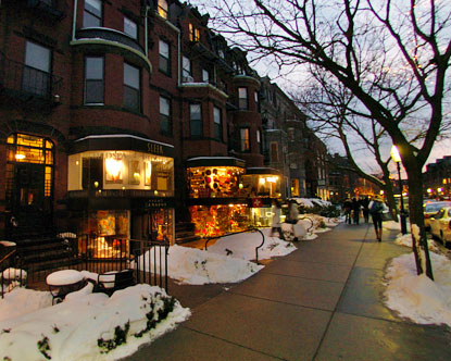 Newbury Street Virtual Tour
