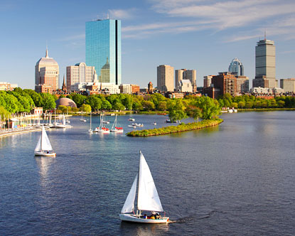 Vacations in Boston