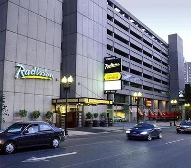 Radisson Hotel Boston