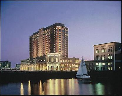 Seaport Hotel And World Trade Center