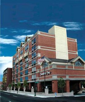 Hampton Inn Boston/Cambridge, Ma