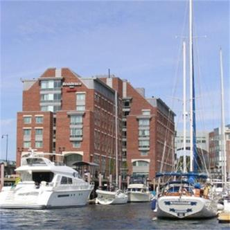 Residence Inn Boston Harbor On Tudor Wharf