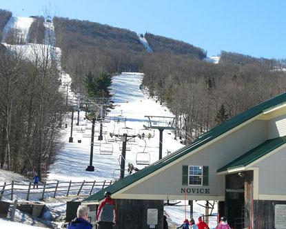 Jiminy Peak - Jiminy Peak Ski Resort on