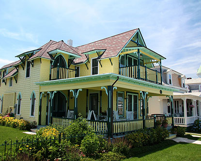 Bed And Breakfast Martha S Vineyard Oak Bluffs