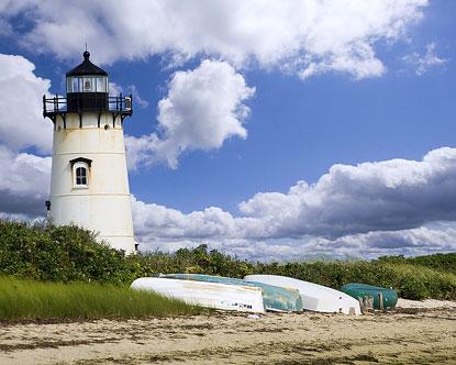 Martha S Vineyard Lighthouses