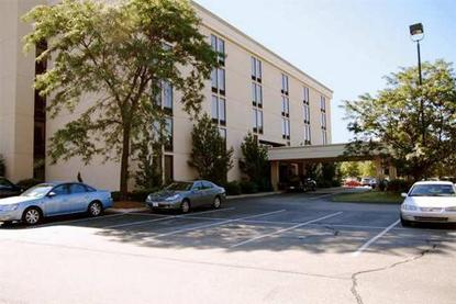 Hampton Inn Worcester