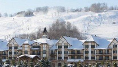 Mountain Grand Lodge And Spa