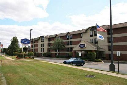 Hampton Inn Detroit/Dearborn At Greenfield Village