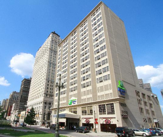 Holiday Inn Express Downtown Detroit