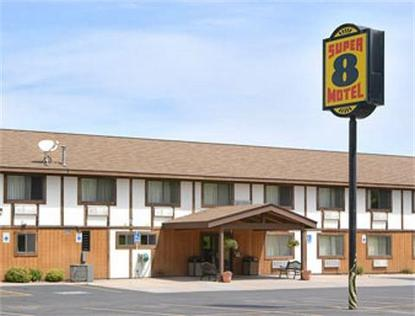 Super 8 Motel   Houghton
