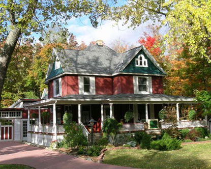 Huckleberry Haven Bed And Breakfast