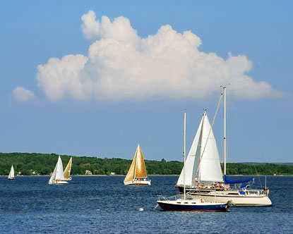 Great Lakes Sailing Charters