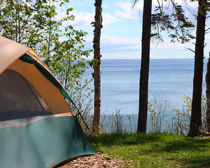 Lake Huron Campground