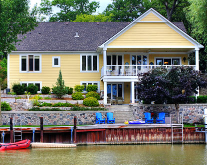 Lake Huron Cottages