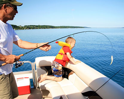 Lake Michigan Fishing Charters on Lake Michigan Fishing Charters   Lake Michigan Charters