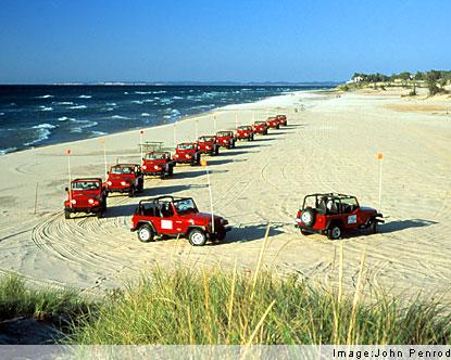 Silver Lake Sand Dunes Silver Lake Sand Dunes Michigan