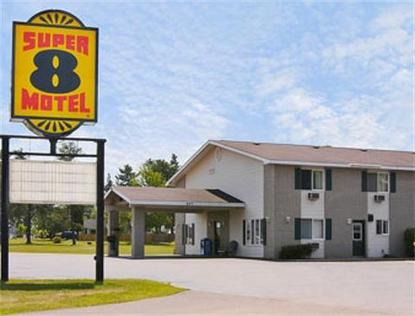 Super 8 Motel   Iron Mountain