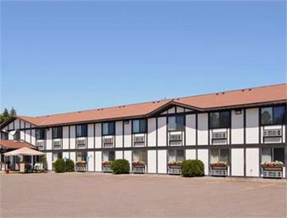 Super 8 Motel   Ironwood