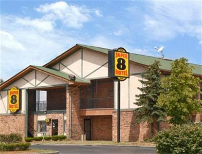 Super 8 Motel   Livonia/Detroit Area