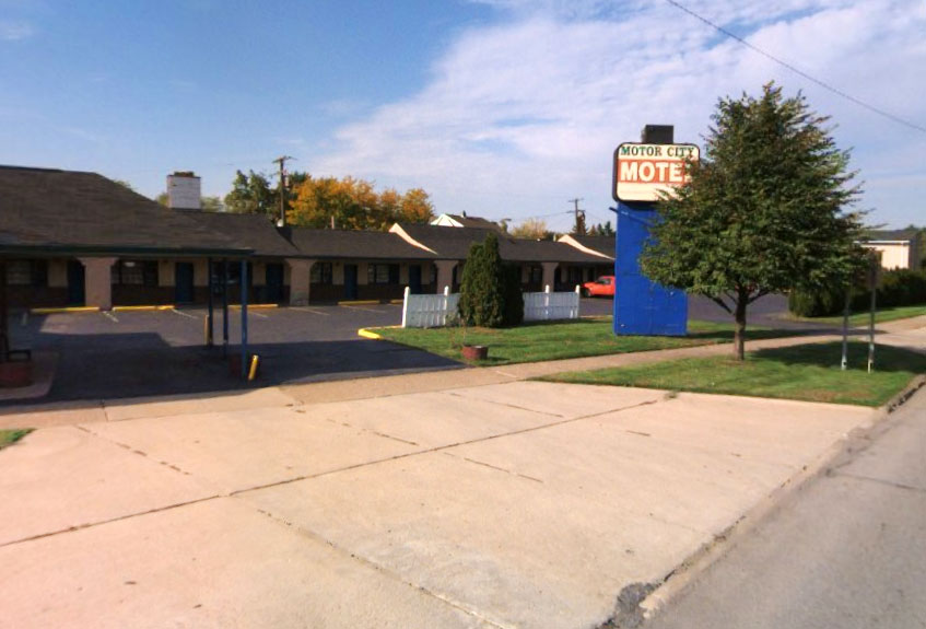 Motor city motel melvindale deals see hotel photos for Hotels close to motor city casino