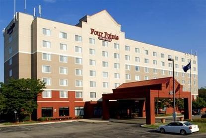 Four Points By Sheraton  Detroit