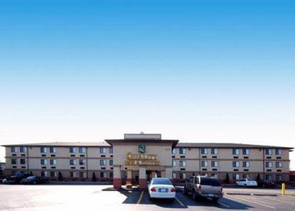 Quality Inn And Suites Detroit Metro Airport