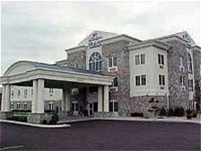 Holiday Inn Express Hotel And Suites Saginaw