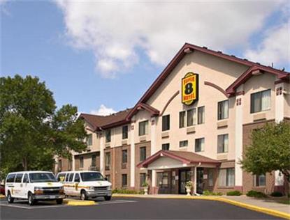 Super 8 Motel Bloomington Airport Area