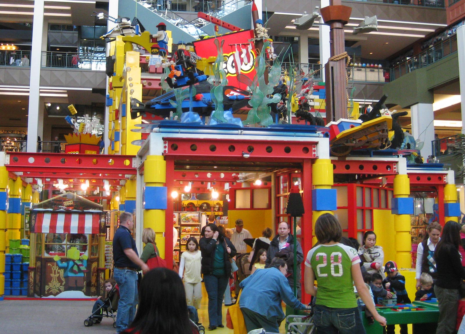 Mall of America - LegoLand