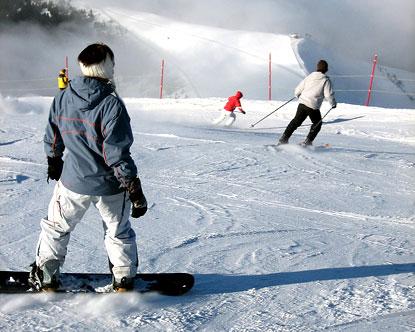 Lutsen Mountains Lutsen Ski Resort
