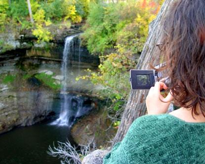 Minnehaha Falls Minnehaha Park